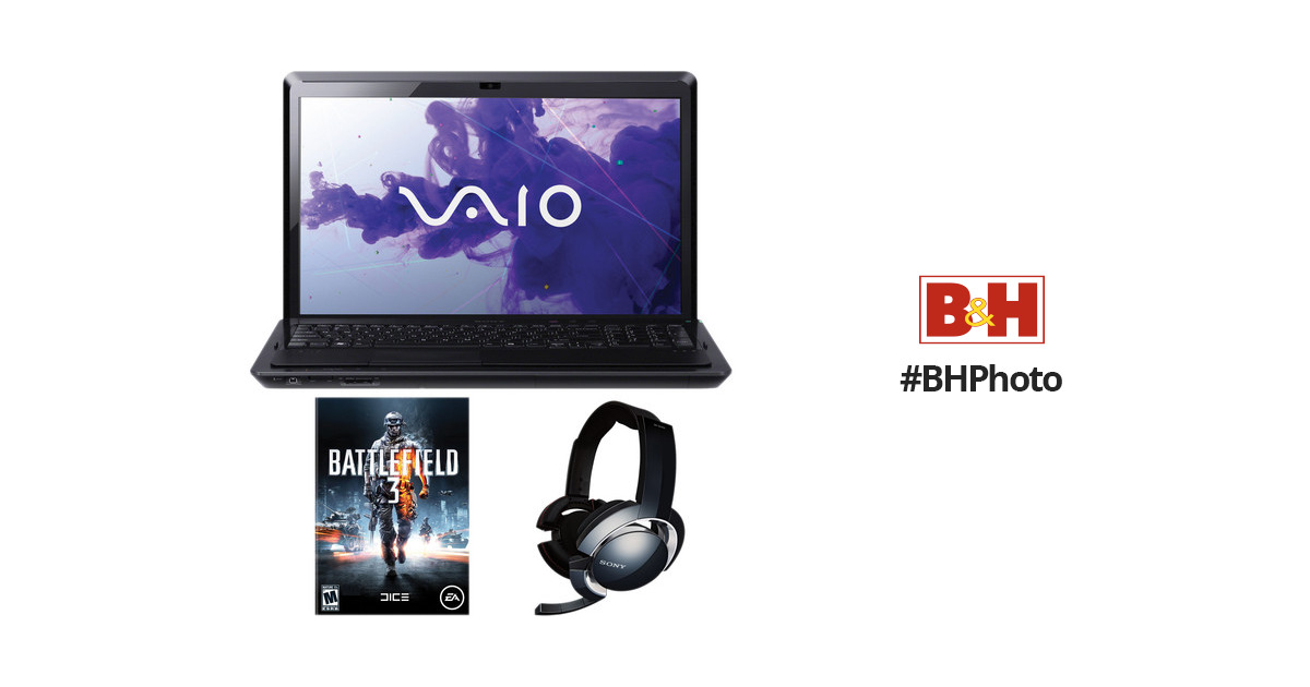 Sony Vaio VPCF23JFX/BC Shared Library Drivers Windows 7