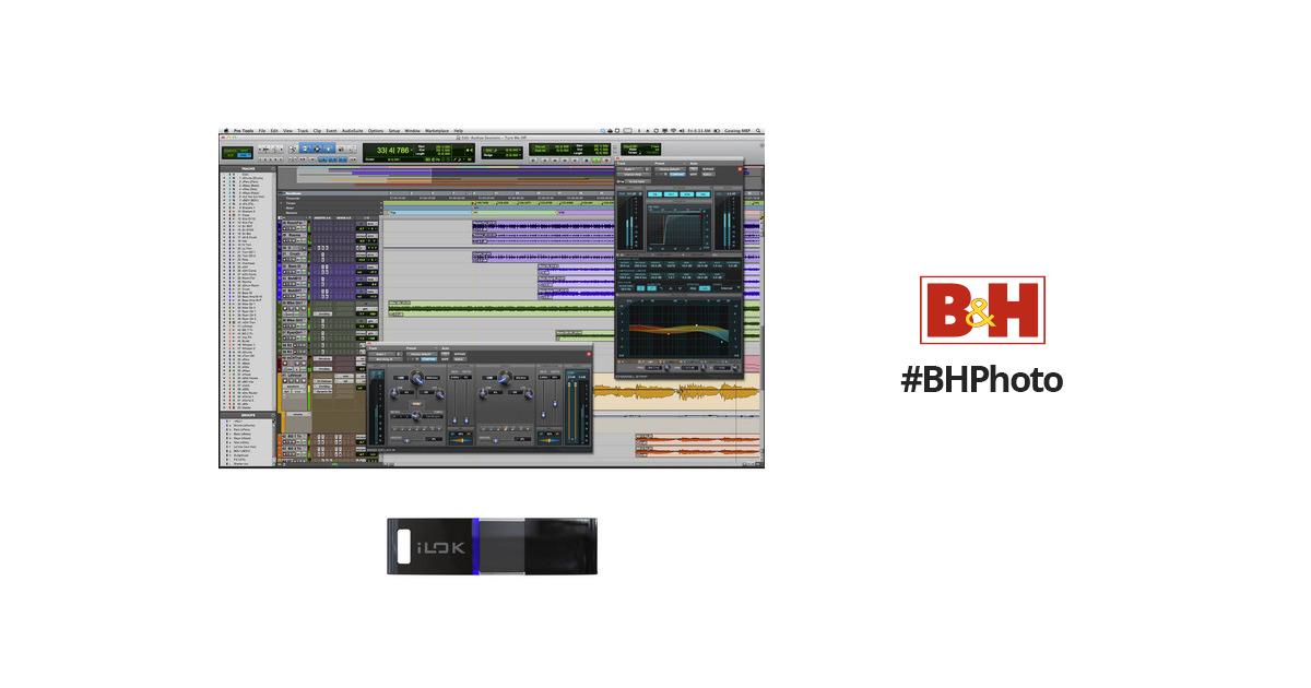 Avid Pro Tools 10 - Professional Audio Recording and 99006522000