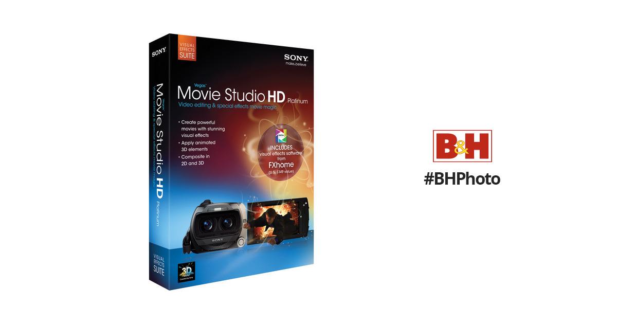 Movie studio platinum visual effects suite - Blue sage