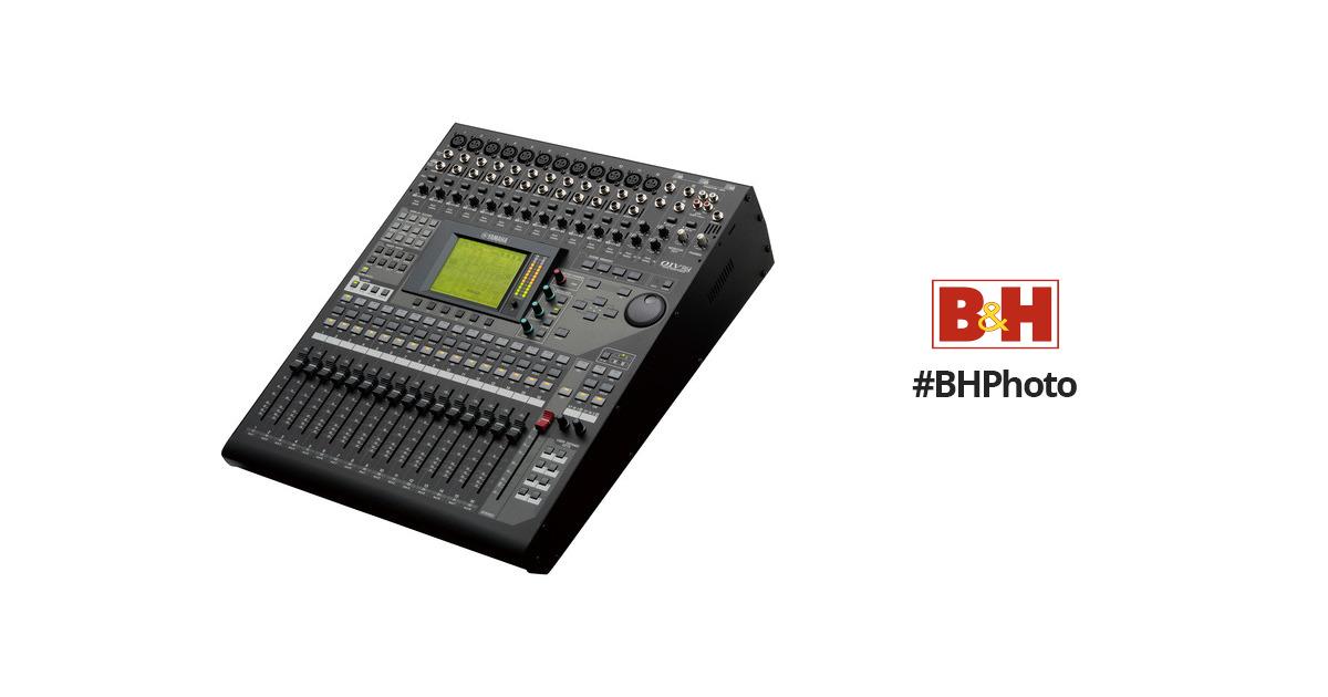 yamaha 01v96i multi track digital mixing console with usb 01v96i. Black Bedroom Furniture Sets. Home Design Ideas