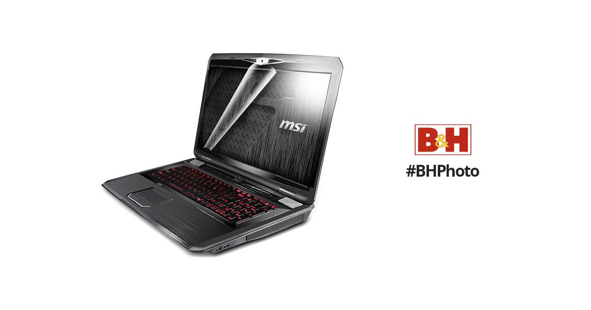 New Driver: MSI GT780DX Notebook THX EQ