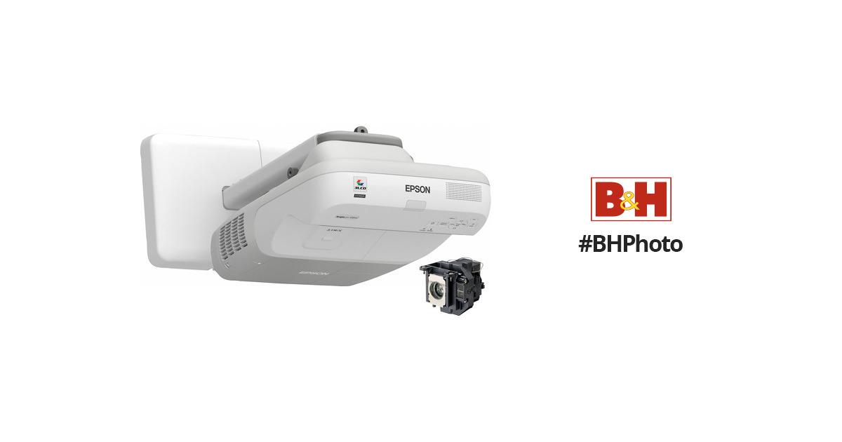 Epson BrightLink 455Wi Projector EasyMP Monitor Windows 8