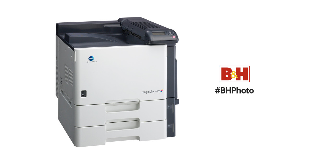 KONICA MINOLTA 8650DN WINDOWS 7 X64 TREIBER