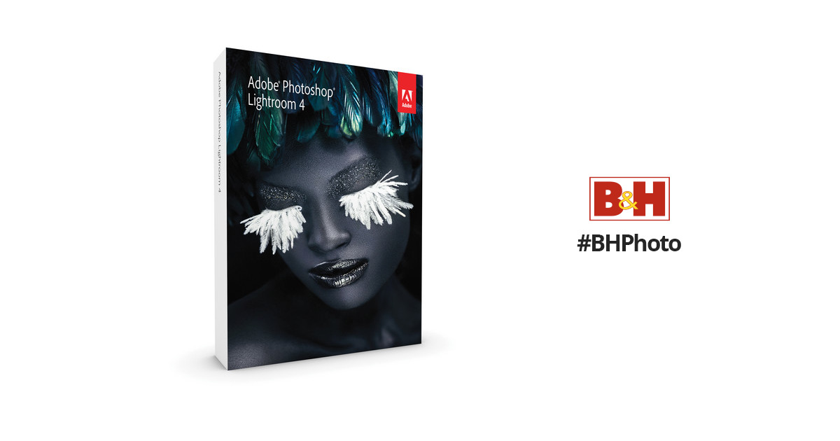 Adobe Photoshop Lightroom 4 Software Upgrade For Mac And Windows