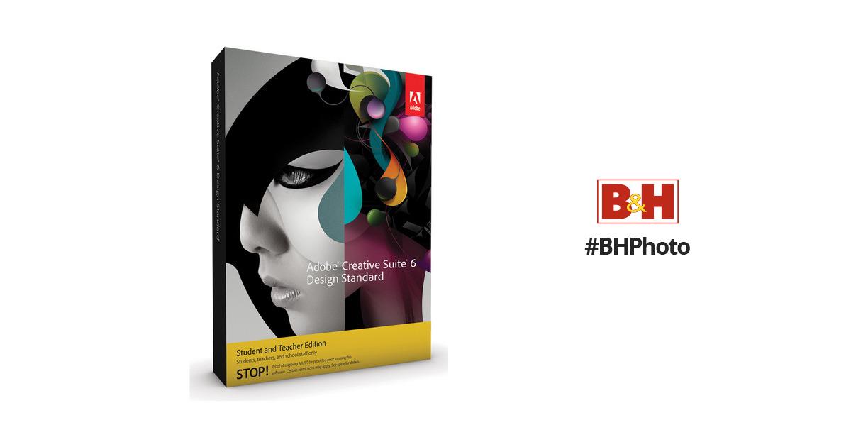 Creative Suite 6 Design Standard 64-Bit
