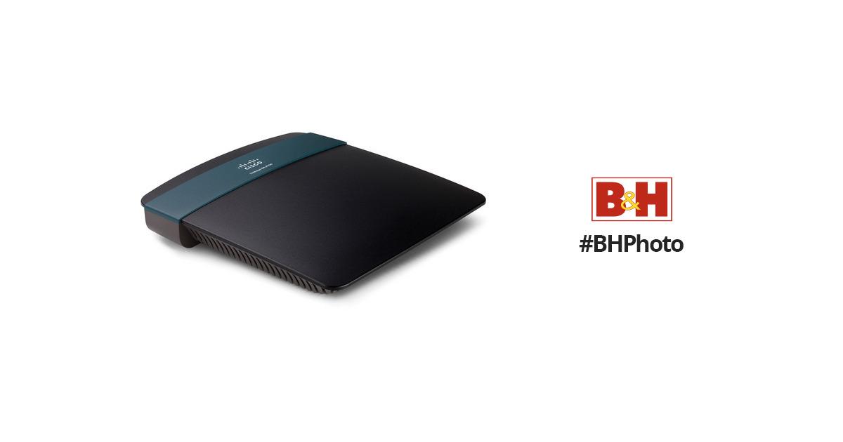 Linksys EA-Series EA2700 Dual-Band N600 Gigabit Router EA2700-NP