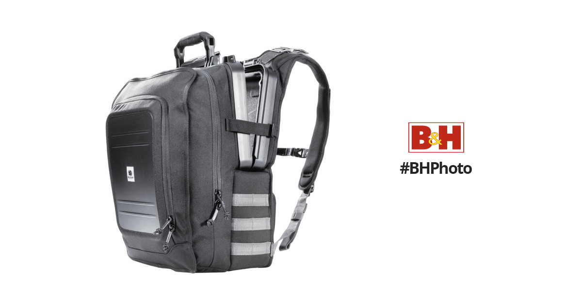 810684af35 Pelican U140 Urban Elite Tablet Backpack 0U1400-0003-110 B H