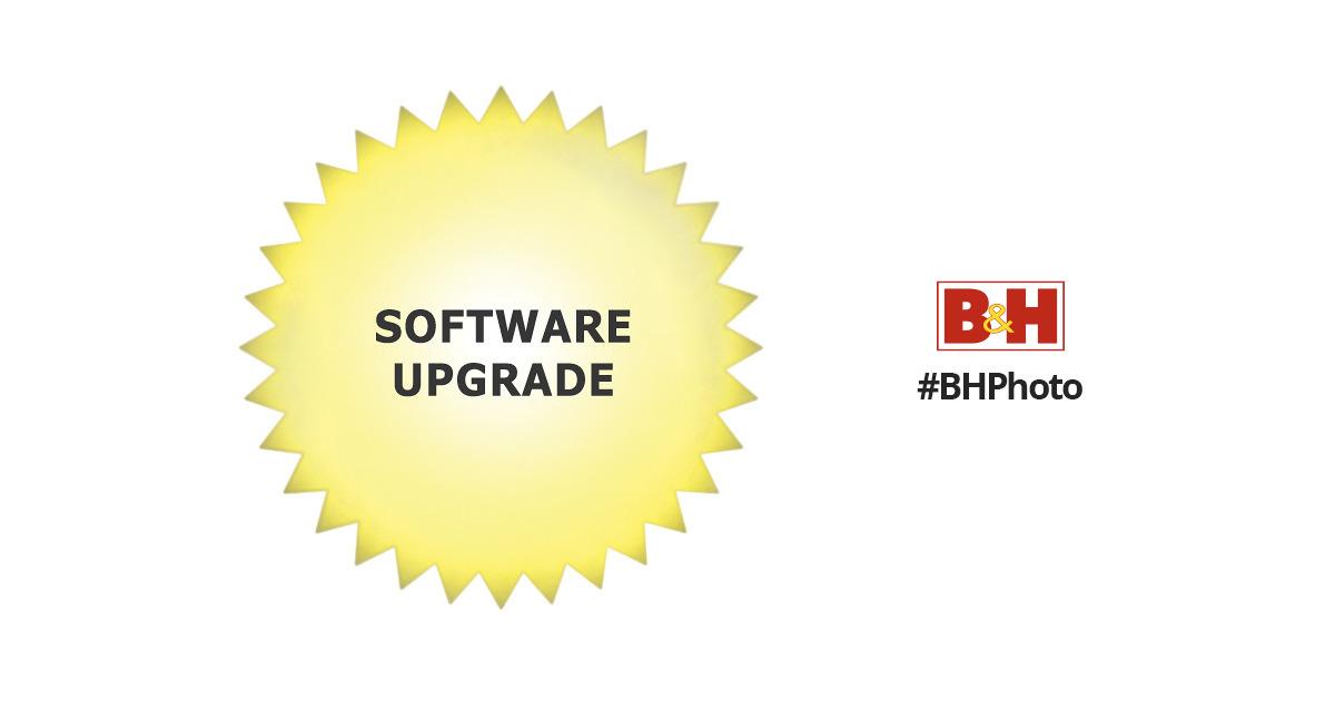 Panasonic Software Upgrade for AG-AF100 Camcorder