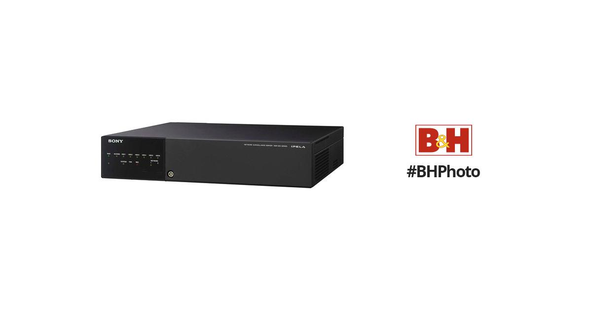 Sony NSR-500 16-Channel Network Surveillance Recorder (4 TB)