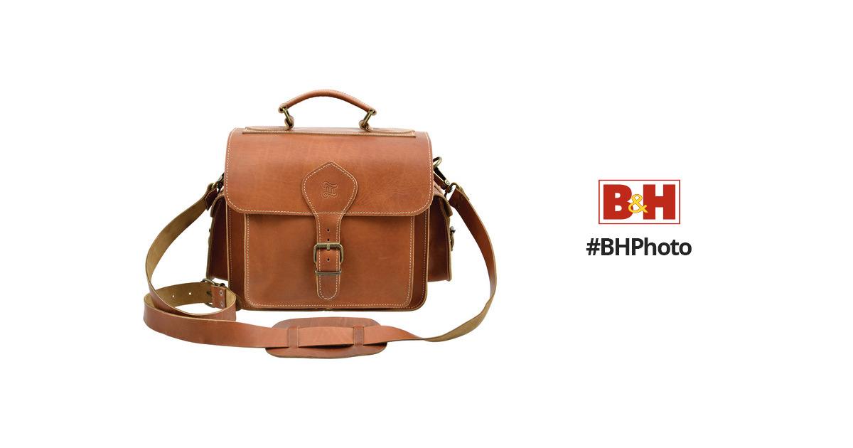 f1fc686044 Grafea England Leather Camera Bag GRFCAMCAR-20 B H Photo Video
