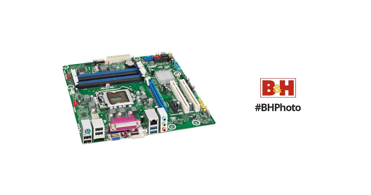 Intel DB75EN Desktop Board Recovery Drivers PC