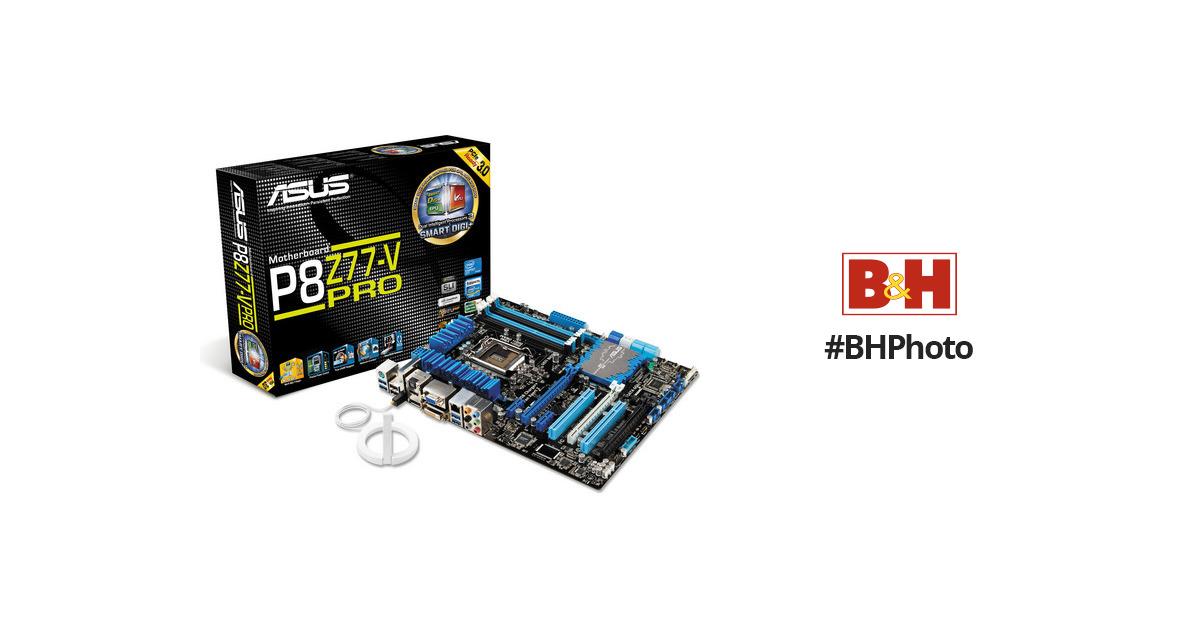 Asus P8Z77-V PRO LucidLogix Virtu MVP Drivers Download
