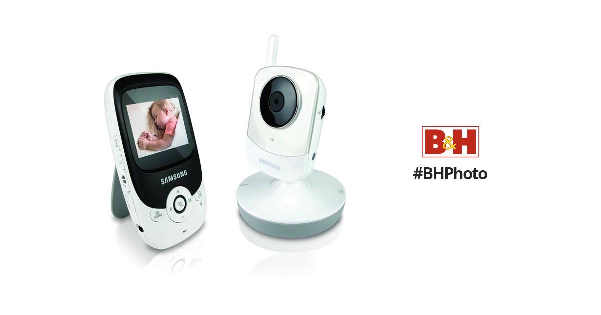 samsung sew 3022 ezview baby monitoring system sew 3022 b h rh bhphotovideo com