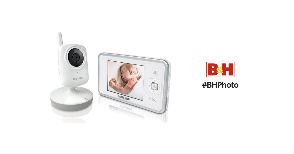 samsung sew 3035 secureview baby monitoring system sew 3035 b h rh bhphotovideo com