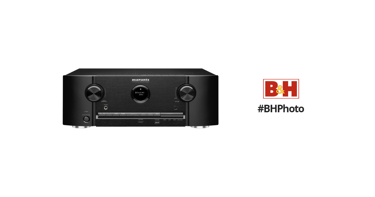 Marantz Professional SR5007 7 2-Channel Networking Home Theater Receiver  with AirPlay