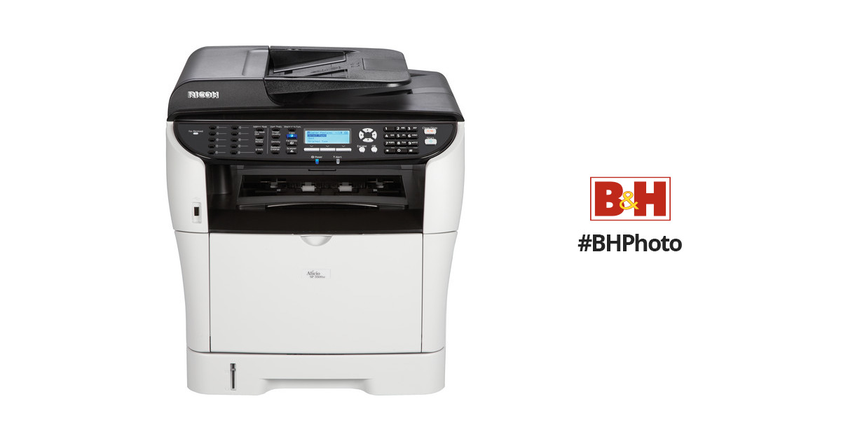 RICOH AFICIO SP 3400N MULTIFUNCTION PPD DRIVER DOWNLOAD (2019)
