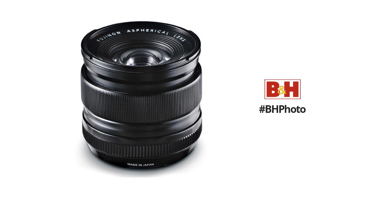 888653bc04dc FUJIFILM XF 14mm f 2.8 R Lens 16276481 B H Photo Video