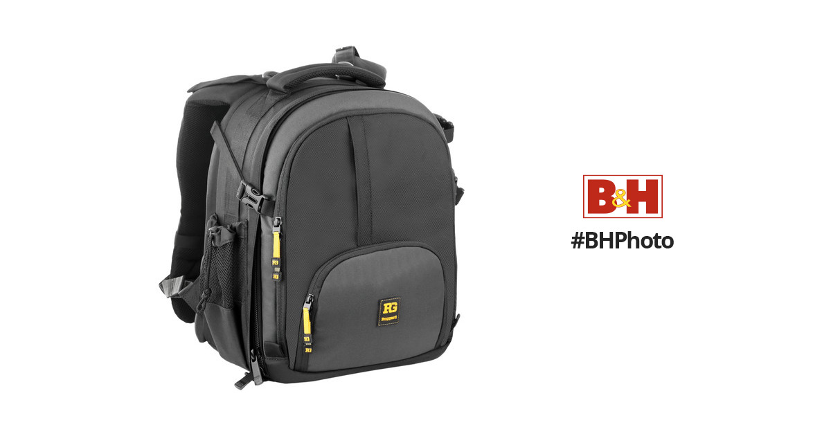 caa786a926eba7 Ruggard Thunderhead 35 DSLR & Laptop Backpack PBB-235B B&H