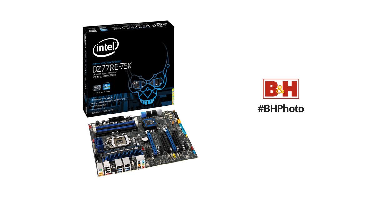 Download Driver: Intel DX79SR Desktop Board Recovery