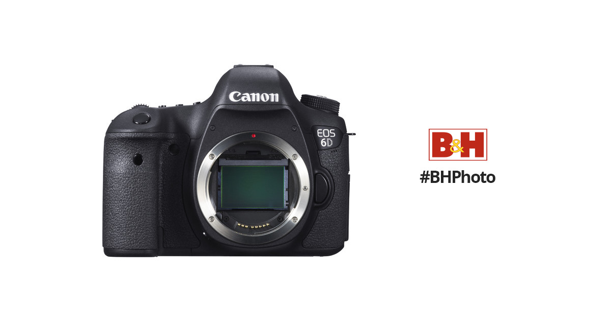 Canon 6D DSLR 8035B002 Digital Camera - B&H Photo Video
