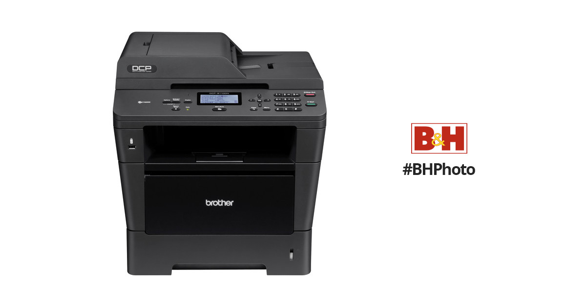 Driver for Brother DCP-163C XML Paper Specification Printer