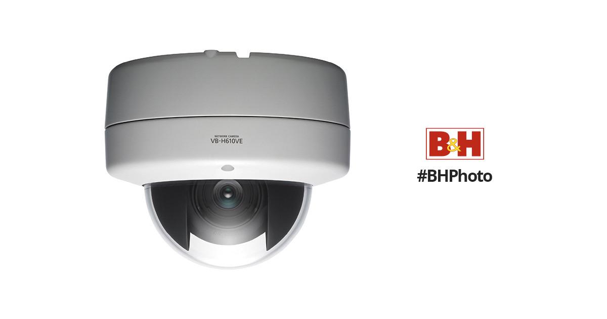 Canon VB-H610VE Network Camera Driver PC