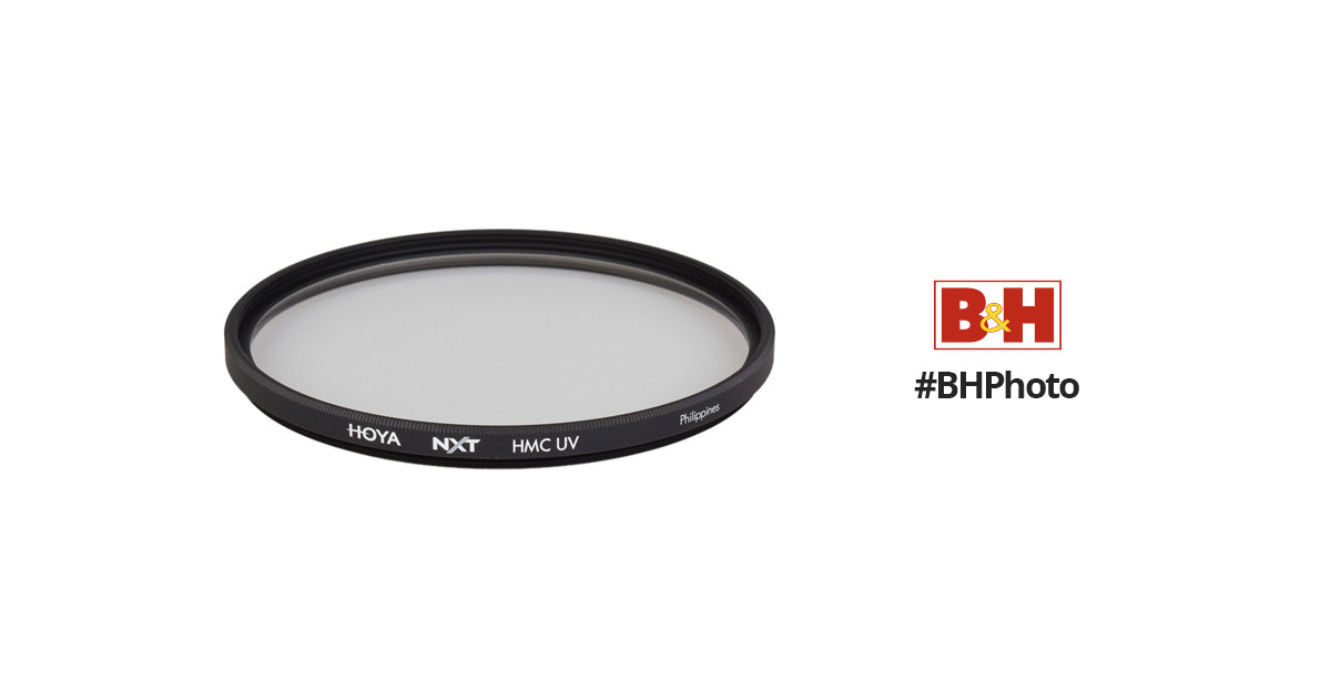 4a369eb402b Hoya 43mm UV Haze NXT HMC Filter A-NXT43UV B H Photo Video