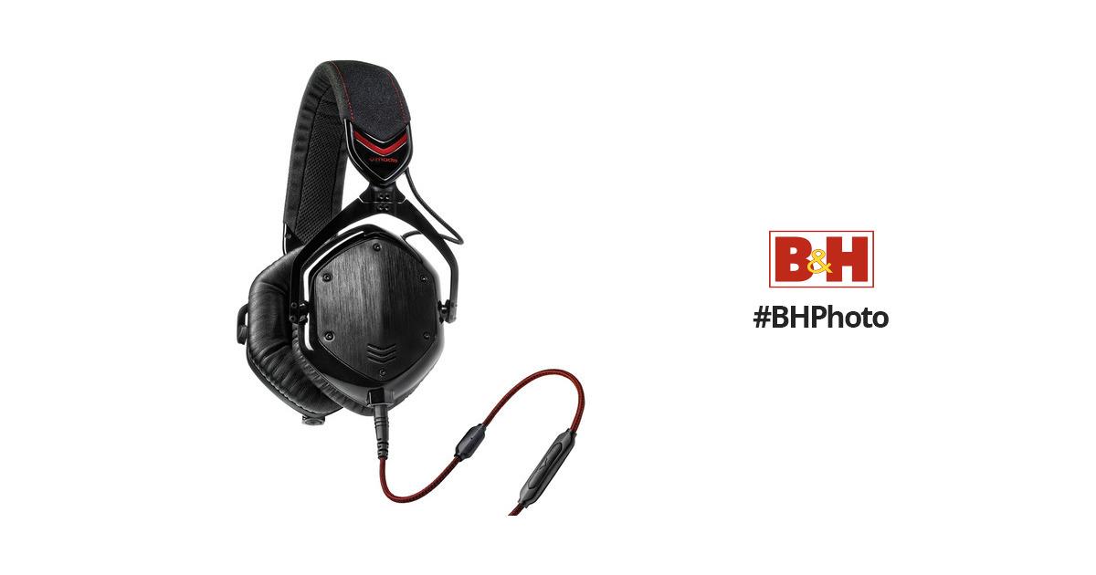 4579a493efb V-MODA Crossfade M-100 Headphones (Shadow) M-100-U-SD B&H Photo