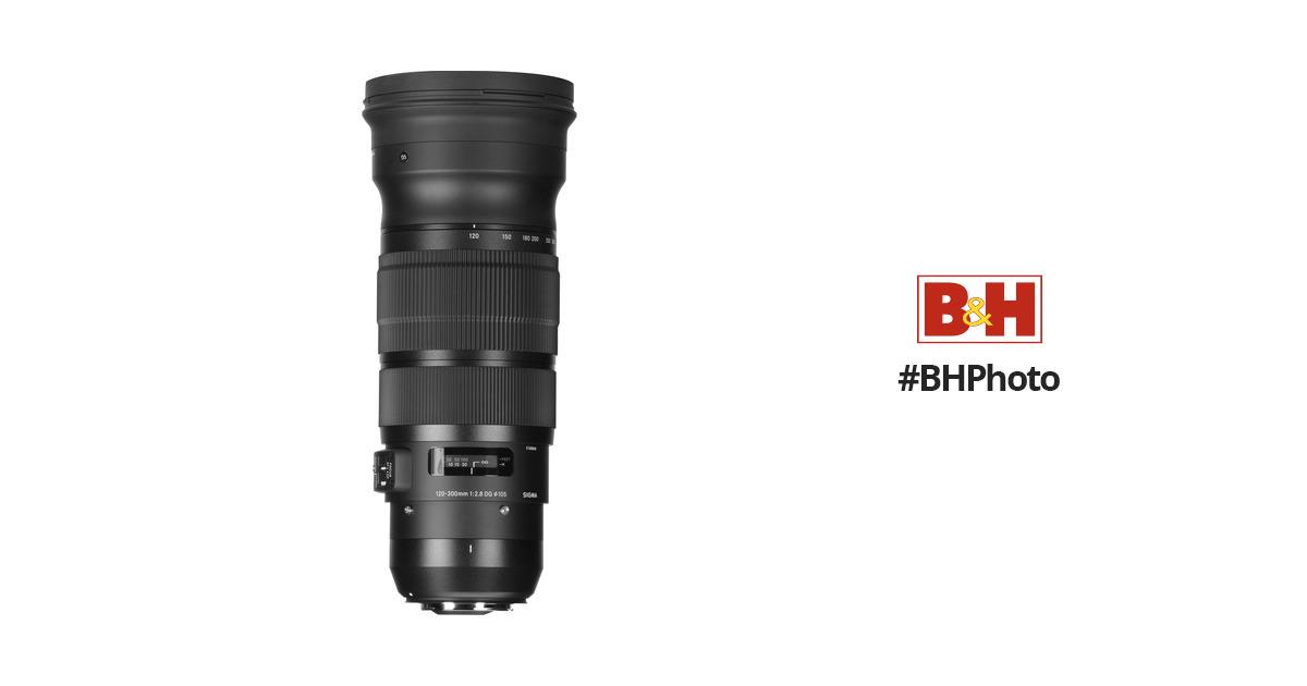 Sigma 105mm Lens Cap LCF-105III fits Sigma 150-600 Sport /& 120-300 F2.8 Sport et
