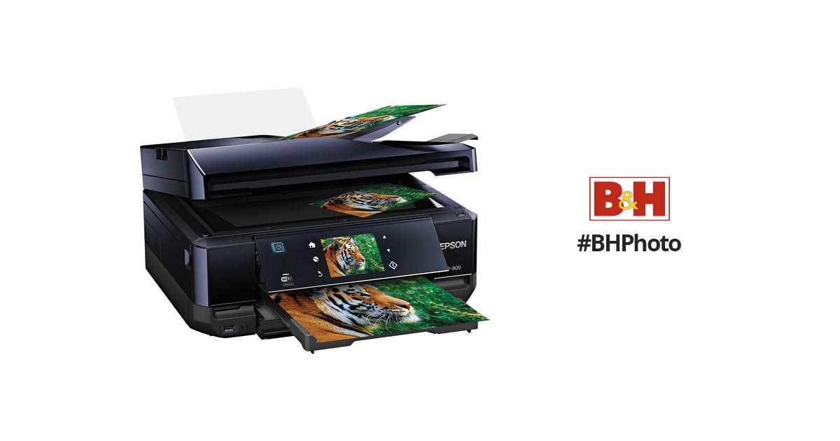 Epson XP-800 Remote Printer Drivers Download