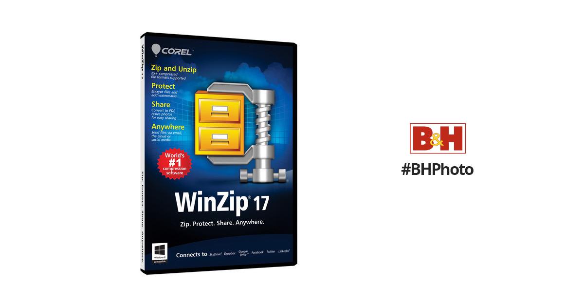 Corel WinZip 17 Standard for Windows
