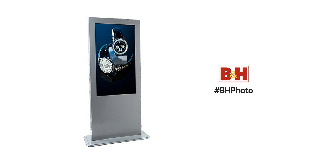 Peerless Av Indoor Digital Signage Kiosk Enclosure Kp555
