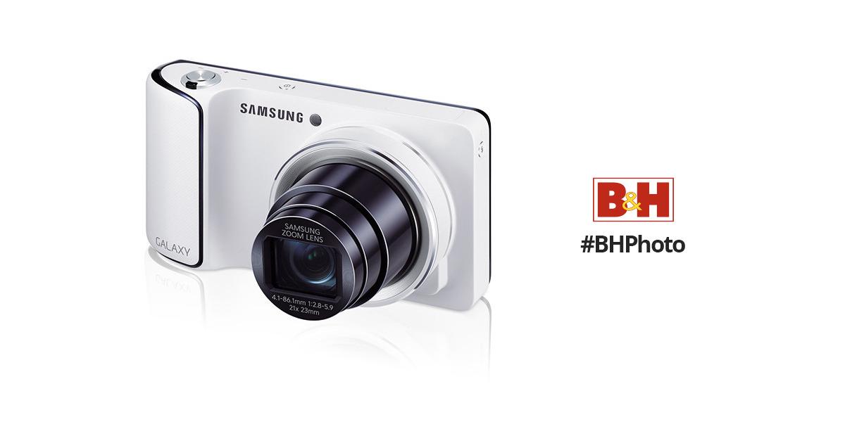 Samsung EK-GC120ZWAVZW Galaxy Camera USB Drivers (2019)