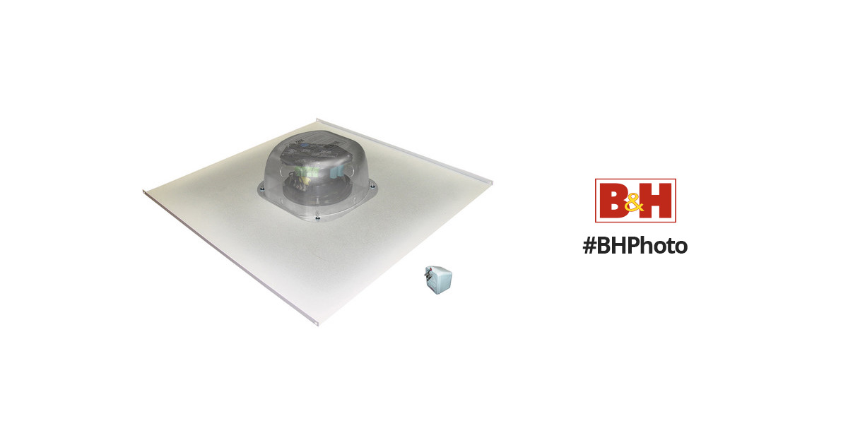 Owi Inc Amplified Drop Ceiling Green Speaker 2x2ampgrn1s61