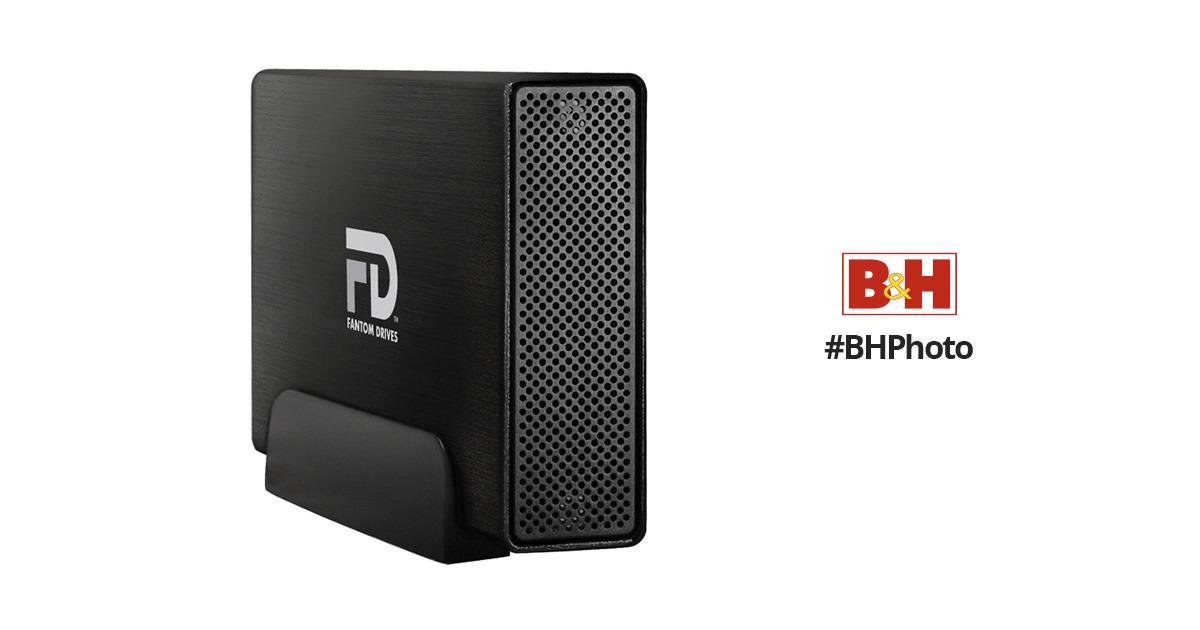 Fantom Drives 1TB Quad Usb 3.0//2.0 eSATA Firewire 400//800 external hard drive