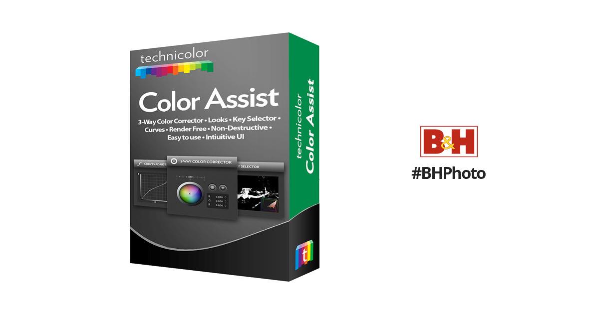 Technicolor CineStyle Color Assist for Windows
