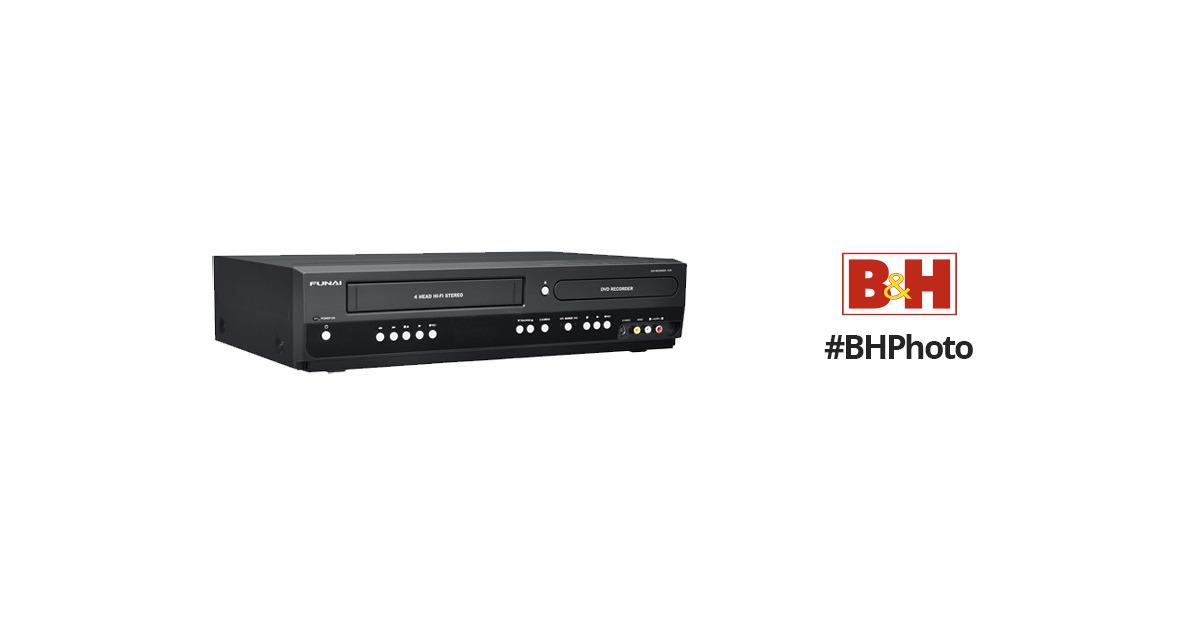 FUNAI ZV427FX4 Funai DVD Recorder/VCR Combo