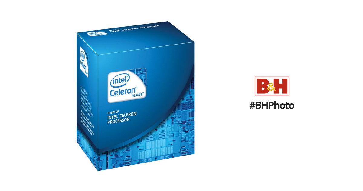 Intel Celeron G1610 2.60 GHz Processor BX80637G1610 B&H Photo