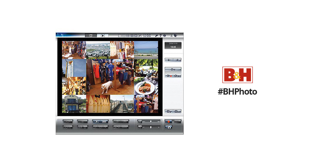 panasonic network camera recorder with viewer software download