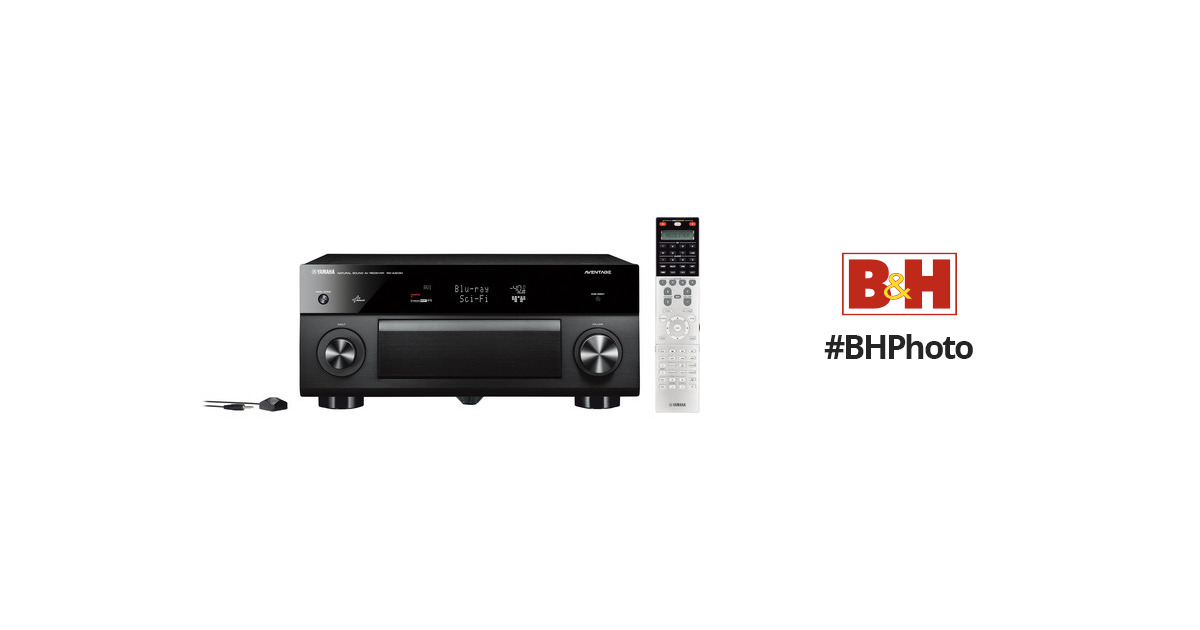 Yamaha AVENTAGE RX-A3030 9 2-Channel Network AV Receiver