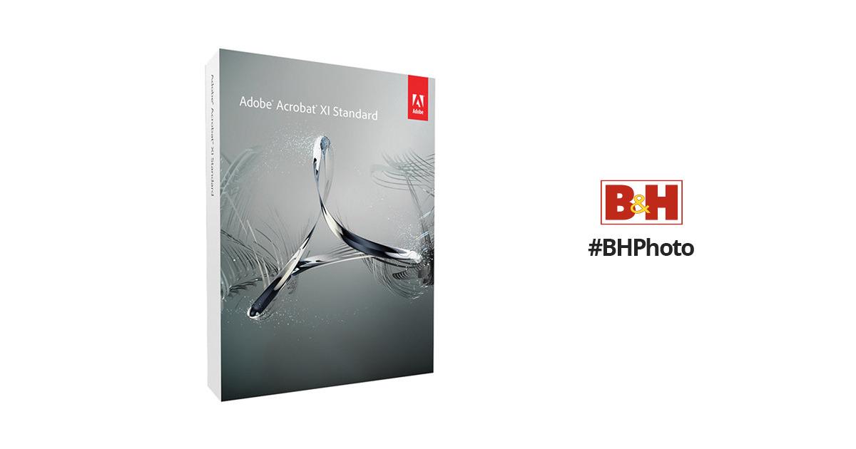 adobe acrobat xi standard download free