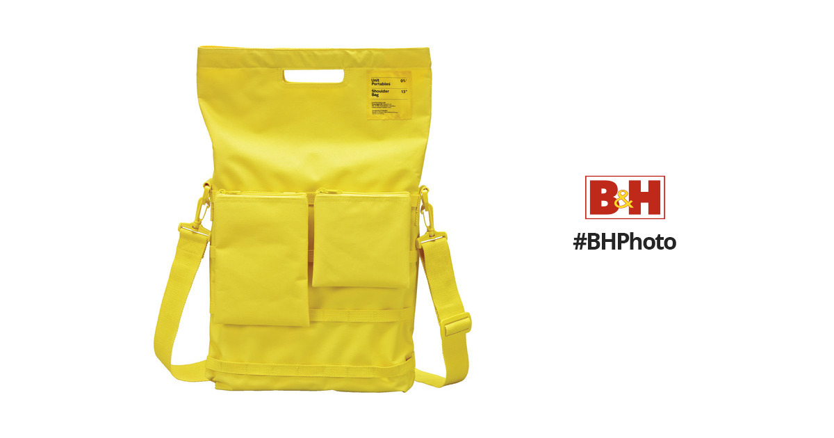 28c4d51ac teenage engineering Unit Portables Laptop Bag 002.XS.804-Y B&H
