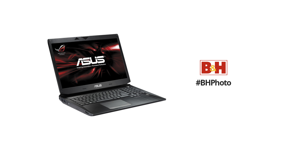Asus Republic Of Gamers G750jh Db71 17 3 G750jh Db71 B H