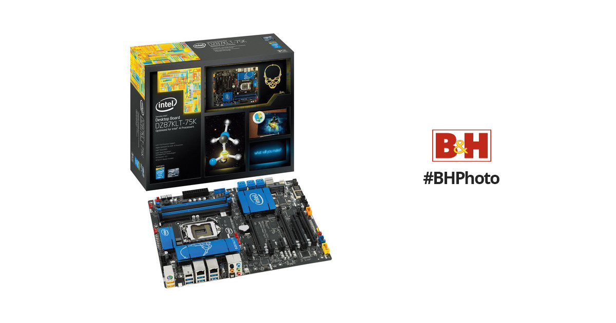 Intel DZ87KLT-75K Desktop Board Express Driver for Windows 10