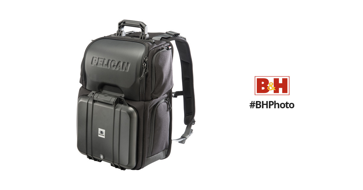 d09459914df7 Pelican U160 Urban Elite Half Case Camera Pack 0U1600-0003-110
