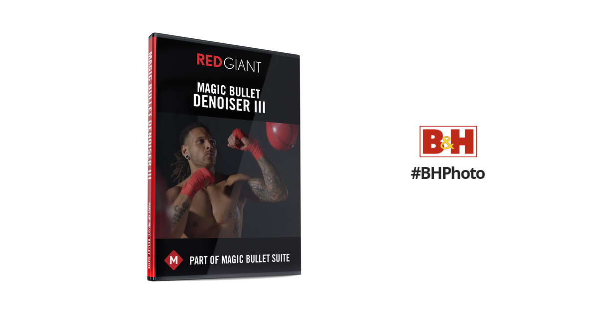Magic bullet denoiser free download.