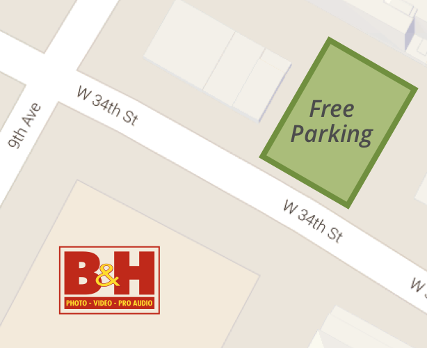 freeparking map