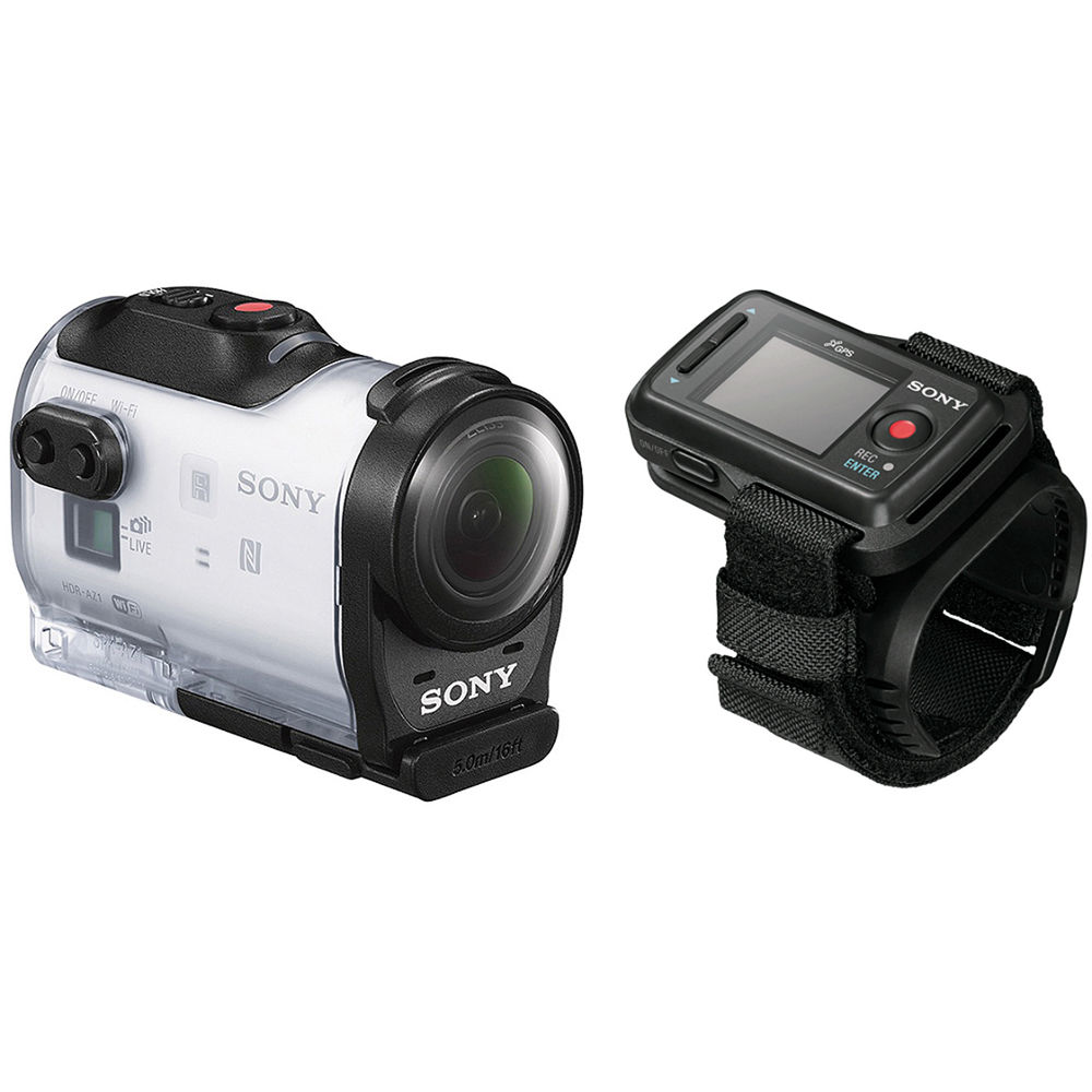 how to connect sony action cam to computer