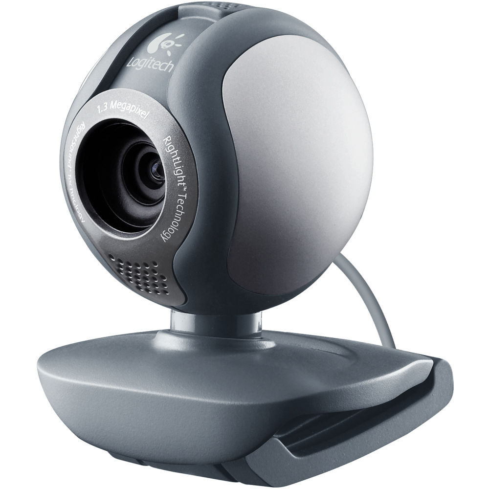 Logitech C500 Webcam 960 000371 B H Photo Video
