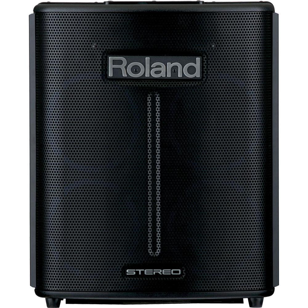 Verrassend Roland BA-330 Portable Stereo PA Amplifier and Speaker BA-330 EA-34
